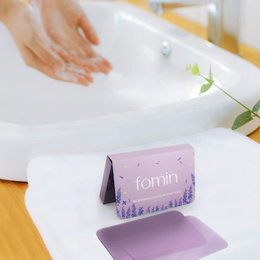 FOMIN Variety Pack Foaming Hand Soap Sheets (3-Pack)