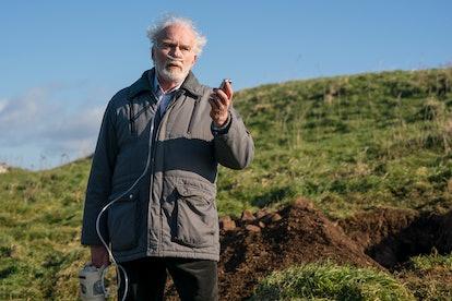 Adam Corry in 'Bloodlands'