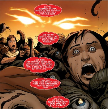Chthon WandaVision Episode 8 Darkhold chaos magic