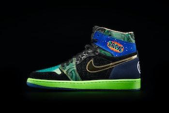 "Nike Air Jordan 1 ""What The Doernbecher"""