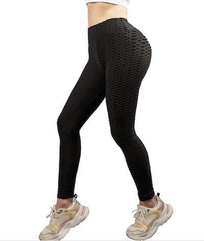 Varuwy High Waist Yoga Pants