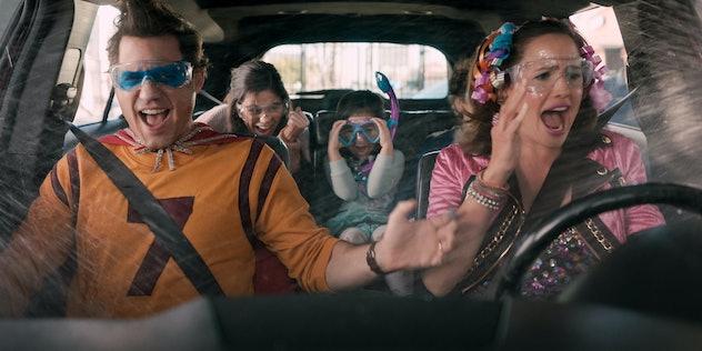 Jennifer Garner stars in 'Yes Day' on Netflix.