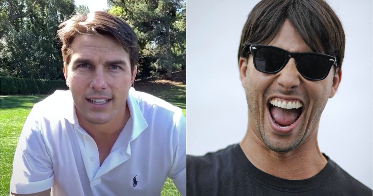 The world's foremost Tom Cruise impersonator tells us about those viral Tom Cruise deepfakes