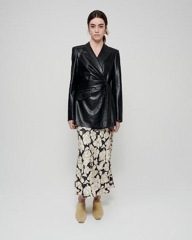 Bea Vegan Leather Jacket