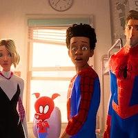 'Spider-Man: Into the Spider-Verse' director has a surprising spinoff idea