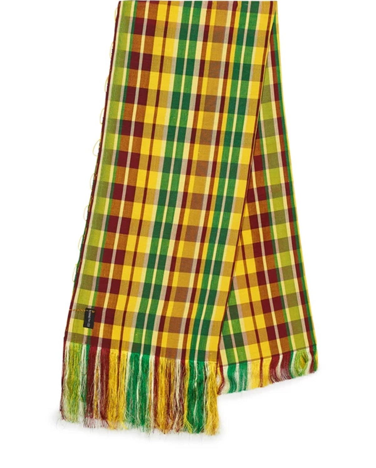 Kenneth Ize Handwoven Scarf