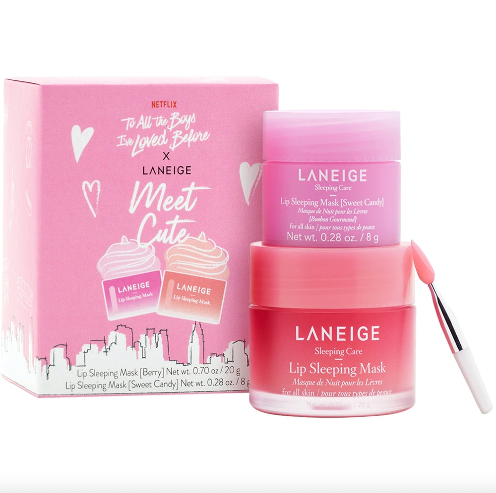 To All The Boys I've Loved Before x Laneige Meet Cute Set