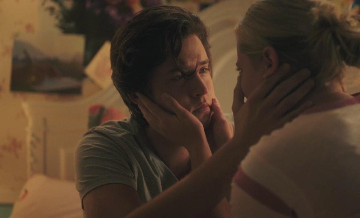 Betty and Jughead had a very non-dramatic breakup on 'Riverdale' Season 5 after high school graduati...
