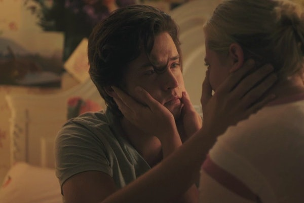 Betty and Jughead had a very non-dramatic breakup on 'Riverdale' Season 5 after high school graduation.
