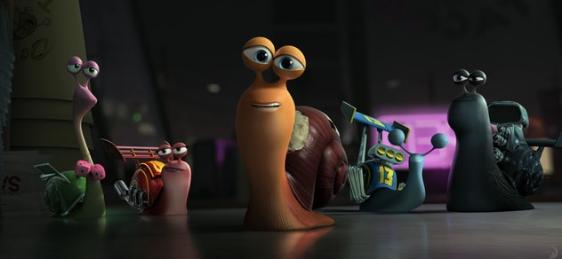 Ryan Reynolds lends his voice to 2013's animated film, 'Turbo.'