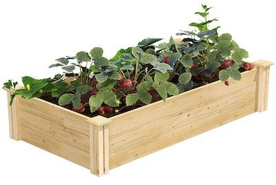 Greenes Fence Cedar Raised Garden Kit