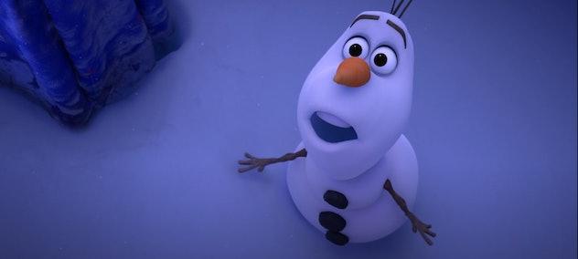 The beloved children's film, 'Frozen' is streaming on Disney+.