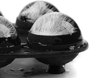 Samuelworld Large Sphere Ice Tray Mold