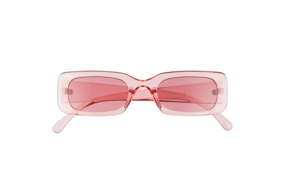 BP. 51mm Rectangular Sunglasses