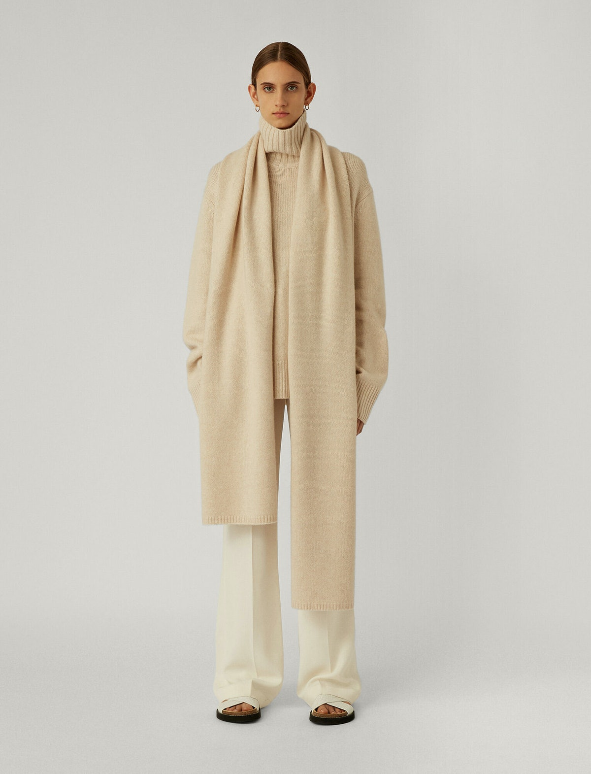Cashmere Luxe Scarf