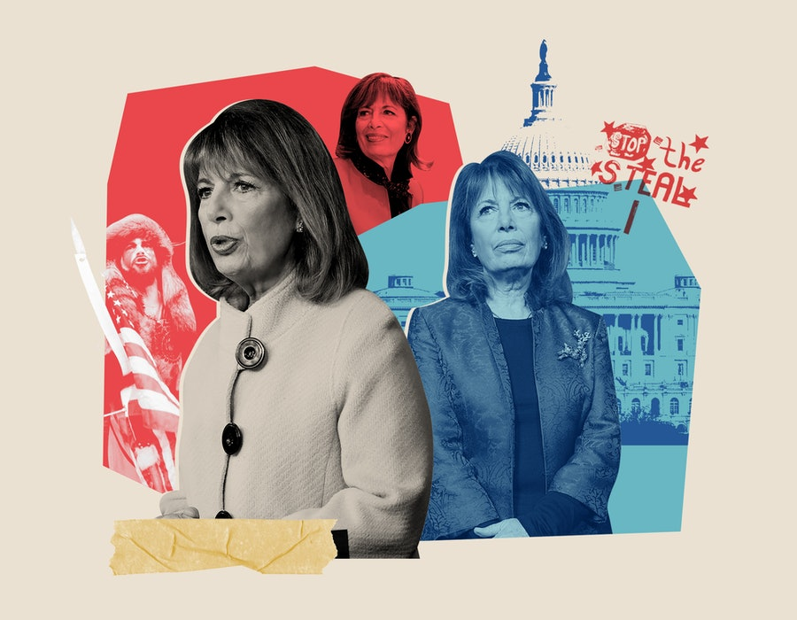 Rep. Jackie Speier reflects on the Jan. 6 Capitol Hill attack.