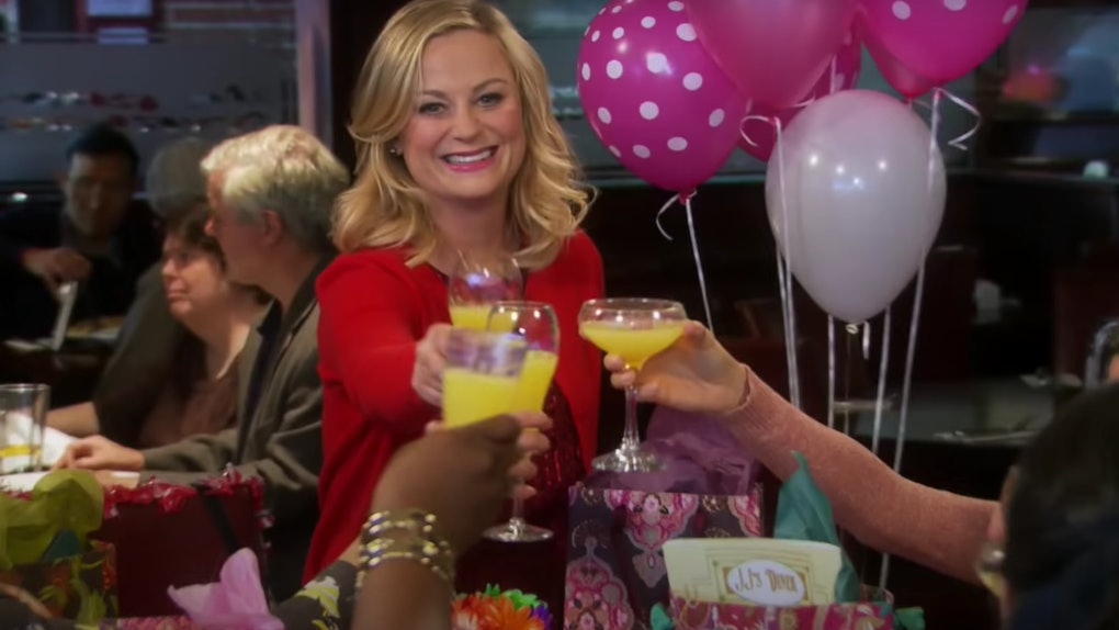 These 16 Galentine's Day Zoom backgrounds are worthy of Leslie Knope.