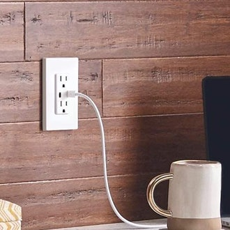 Leviton USB Type-C Outlet