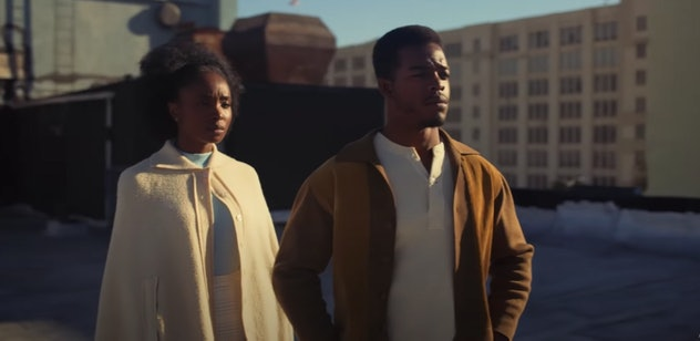 A couple endures more during the course of their relationship than most people do in a lifetime in If Beale Street Could Talk.