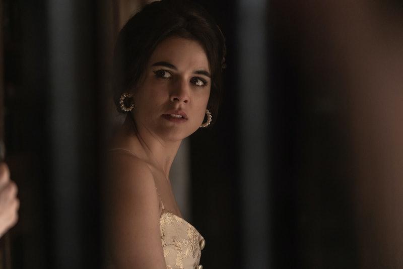 Adriana Ugarte in Hache via the Netflix press site