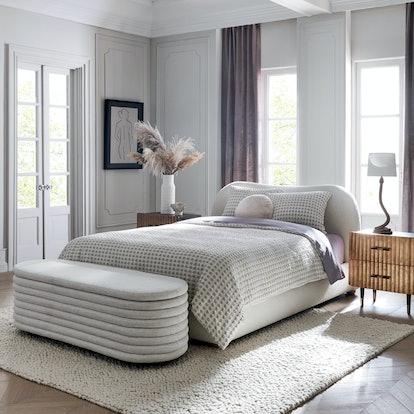 bedroom decor CB2 Ross Cassidy