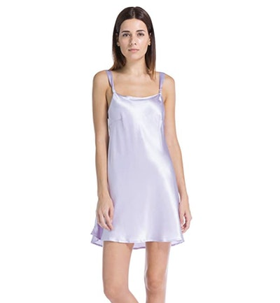 Fishers Finery 100% Pure Mulberry Silk Chemise