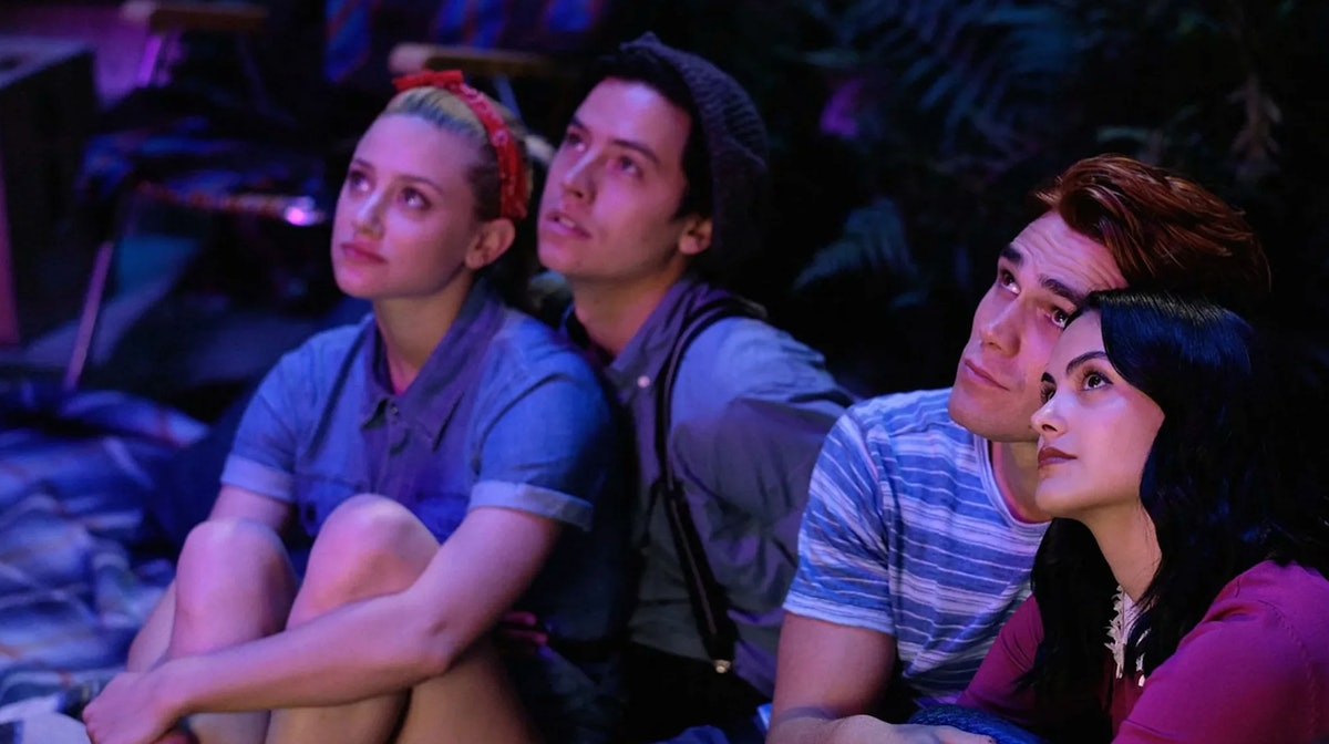 The Core Four of 'Riverdale' - Betty, Jughead, Archie, and Veronica