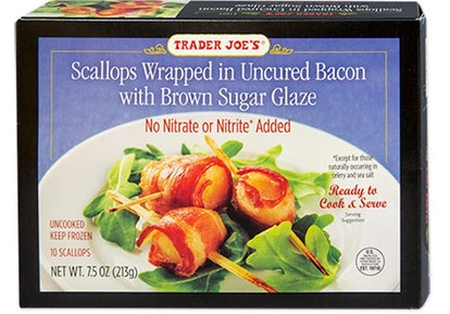 These bacon-wrapped scallops are the ultimate Super Bowl dish.