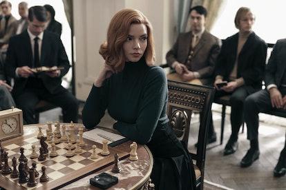 The Queen's Gambit. Photo via Netflix