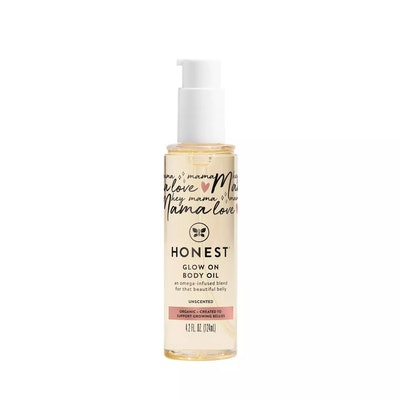 The Honest Company Honest Mama Body Oil