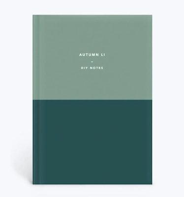 Colourblock Notebook