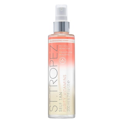 Self Tan Purity Vitamins Bronzing Water Body Mist 6.7 oz