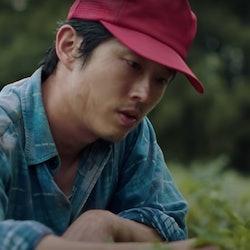 Steven Yeun in 'Minari'