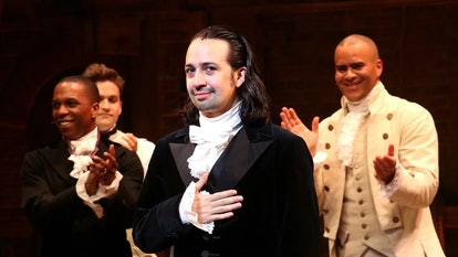 Hamilton. Photo via Getty Images