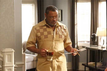 WandaVision Ant-Man and the Wasp Laurence Fishburne Dr. Bill Foster