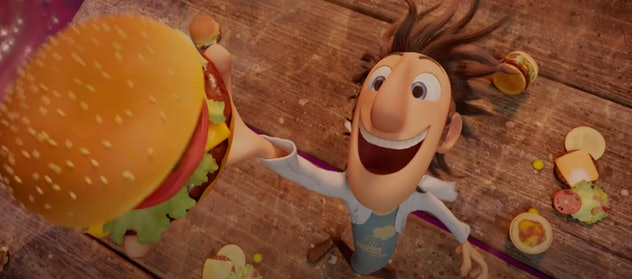'Cloudy with a Chance of Meatballs' is streaming on Netflix.