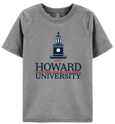 Howard University Toddler Tee