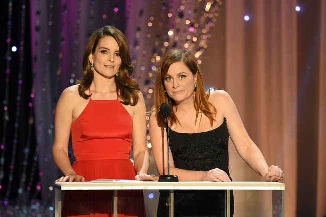 Tina Fey and Amy Poehler will cohost the Golden Globes for the fourth time this year.