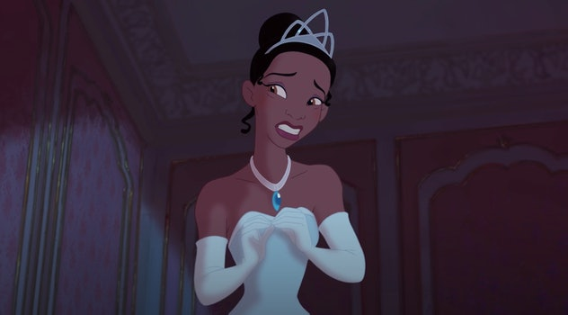 'The Princess & The Frog' is an animated Disney movie streaming on Netflix.
