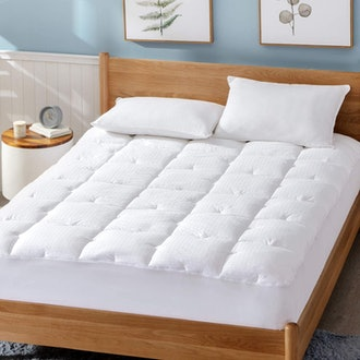 Bedsure Hypoallergenic Cotton Mattress Pad