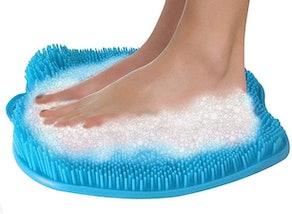 LOVE, LORI Shower Foot Scrubber