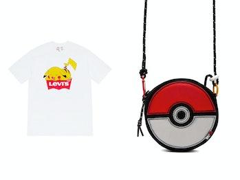 Levi's Pokémon Collection