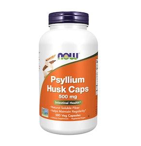 NOW Supplements Psyllium Husk Caps
