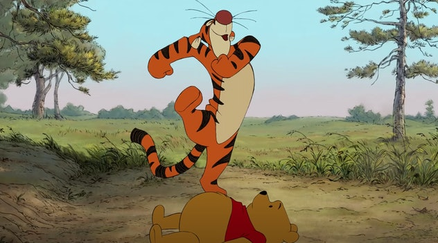 An original 'Winnie the Pooh' film is streaming on Disney+.
