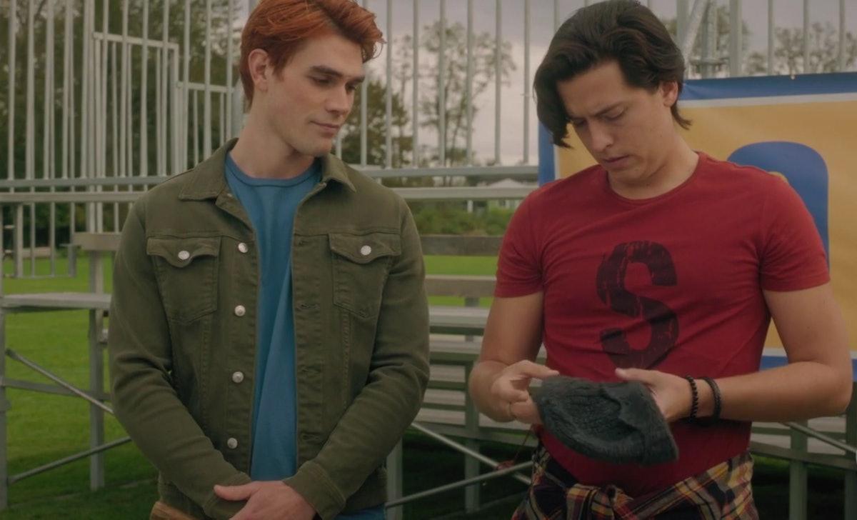Jughead got rid of his beanie in 'Riverdale' Season 5 to mark the end of high school.