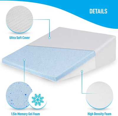 Healthex Bed Wedge Pillow