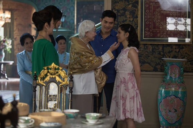 Crazy Rich Asians is available to stream on HBO Max.