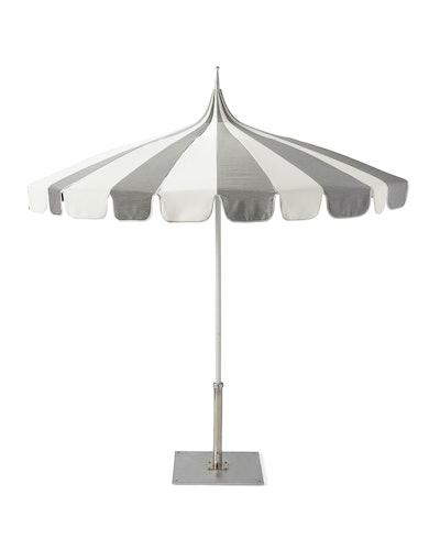 Eastport Striped Umbrella