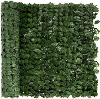 Best Choice Products Artificial Faux Ivy Hedge Leaf