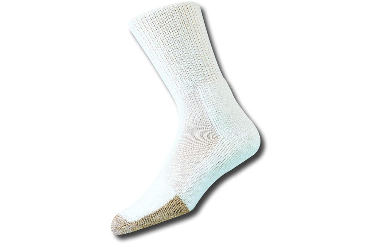 thorlos TX Max Cushion Tennis Crew Socks